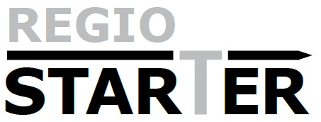 Logo der Initiative RegioStarter